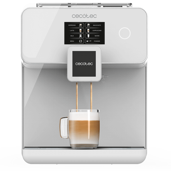 Cafeteras Cecotec: Power Matic-ccino 8000 Touch