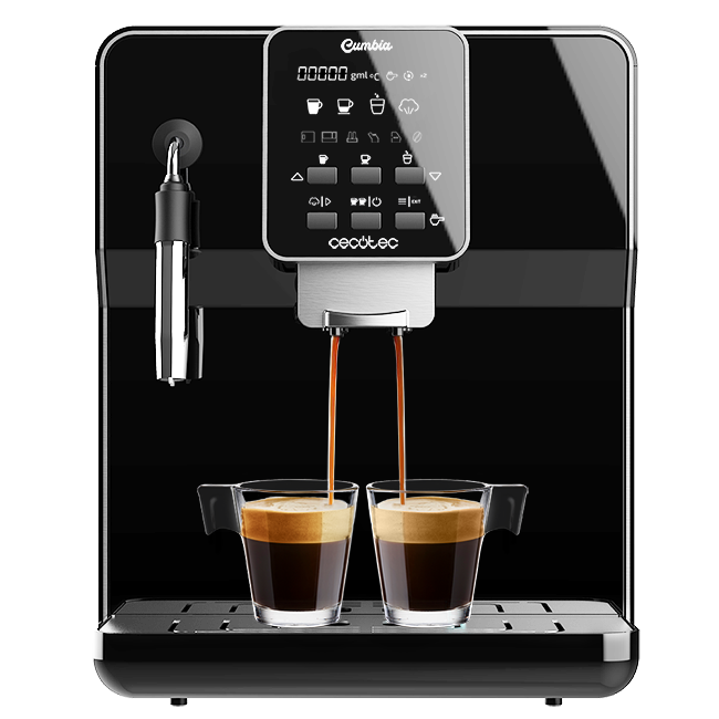 Cafeteras Cecotec: Power Matic-ccino 6000