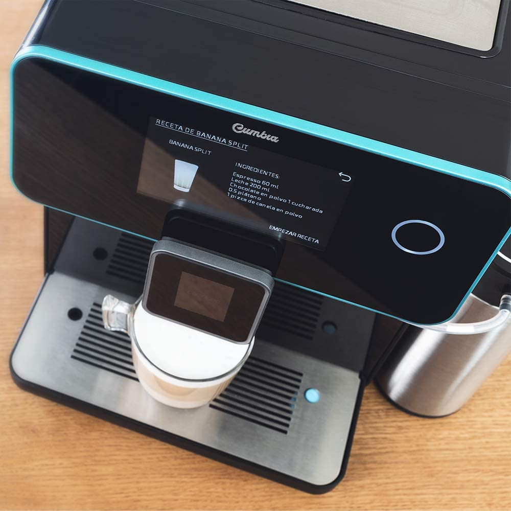 Power Matic-ccino 9000: Recetario